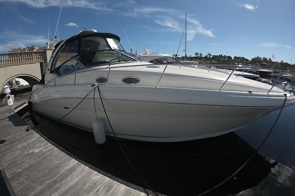 37' Sea Ray 340 Sundancer 2007 | Halluseanation