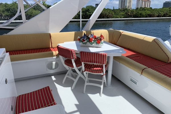 1990 Broward 92' Motor Yacht Northern V's | Picture 3 of 30