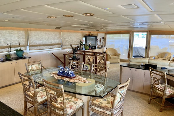 1990 Broward 92' Motor Yacht Northern V's | Picture 8 of 30