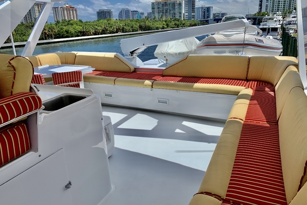 1990 Broward 92' Motor Yacht Northern V's | Picture 1 of 30