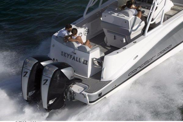 2014Concept Boats 39 ft 3900 CC   SKYFALL II