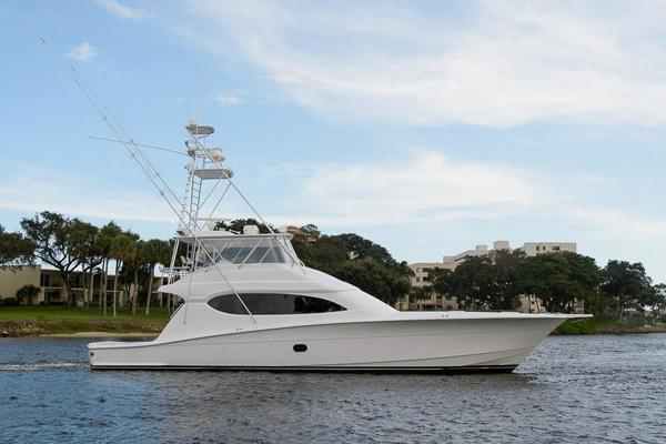 68' Hatteras 68' Sportfish 2008 | REEL ACTION