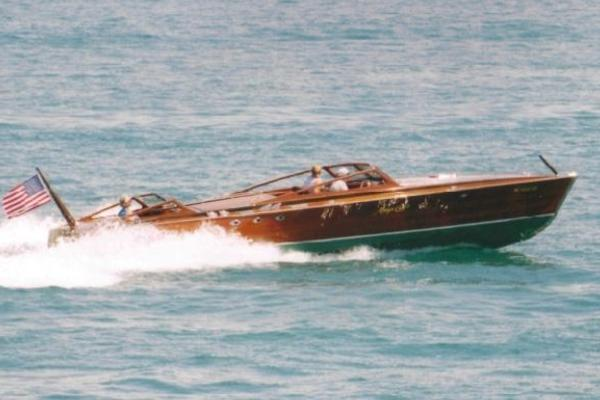 36' Mays Craft RUNABOUT 1995   THE FOX