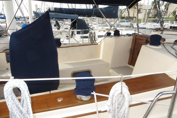 1996Island Packet 37 ft 37   Bagatelle