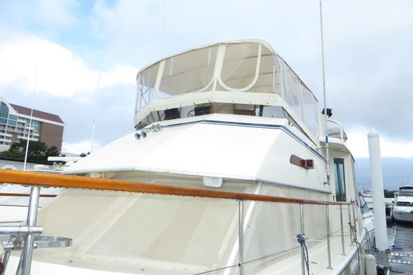 43' Hatteras 43 Motor Yacht 1985 | Sea Star