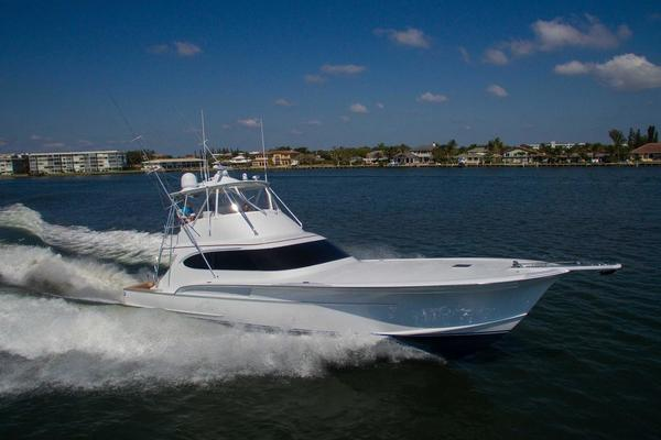 61' Custom Carolina Billy Holton 2008 | Reel Passion