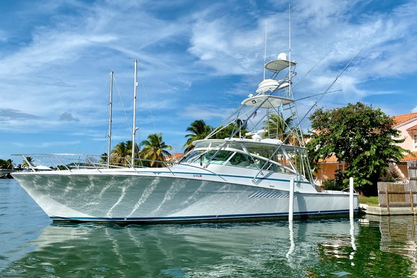 Viking 50 Express 2003 for sale