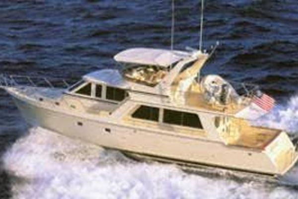 Offshore Yachts 54' Pilothouse 2019