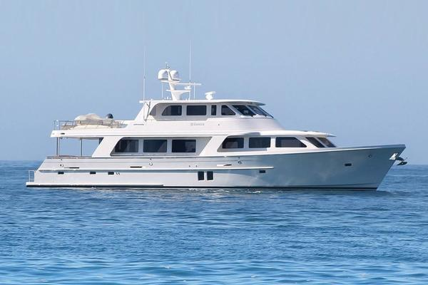 Offshore Yachts 87' 87/92 Motoryacht 2019