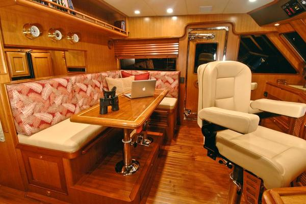 2021 Offshore Yachts 64' Voyager  | Picture 6 of 13