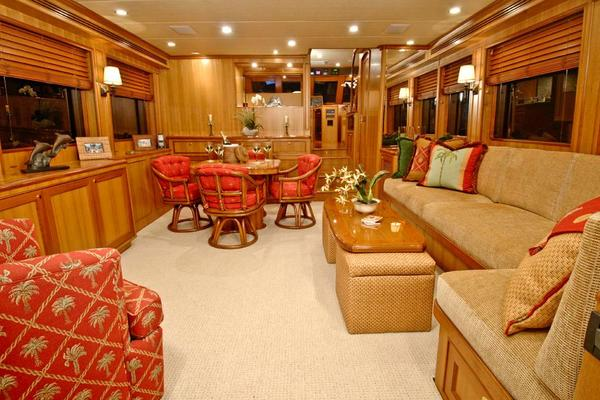 2021 Offshore Yachts 64' Voyager  | Picture 2 of 13