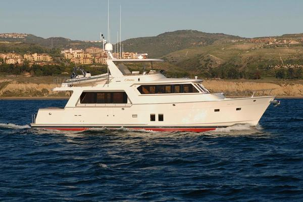 Offshore Yachts 64' Voyager 2019