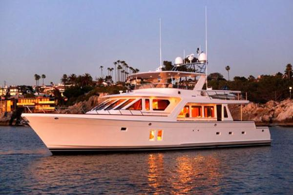 72' Offshore Yachts 66/72 Pilothouse 2021 |