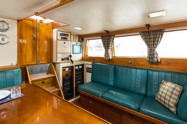 1966 Sparkman & Stephens 65' Custom S&S 65' Ketch Circe | Picture 3 of 14