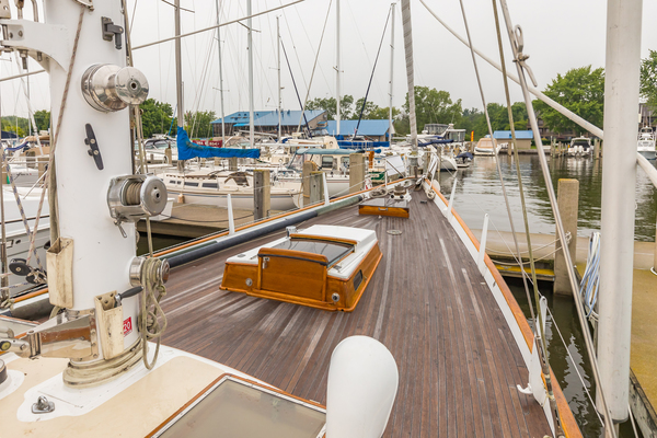 1966 Sparkman & Stephens 65' Custom S&S 65' Ketch Circe | Picture 7 of 14