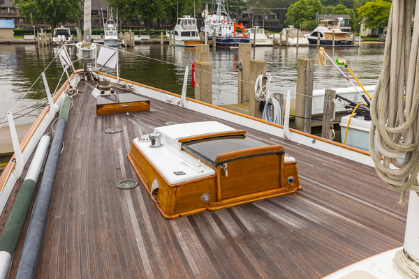 1966 Sparkman & Stephens 65' Custom S&S 65' Ketch Circe | Picture 8 of 14