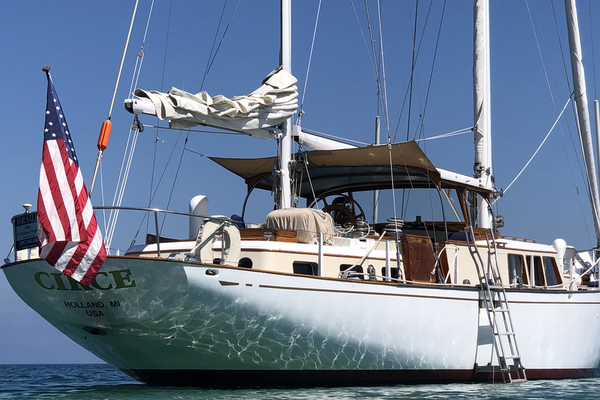 Picture Of: 65' Sparkman & Stephens Custom S&S 65' Ketch 1966 Yacht For Sale | 3 of 14