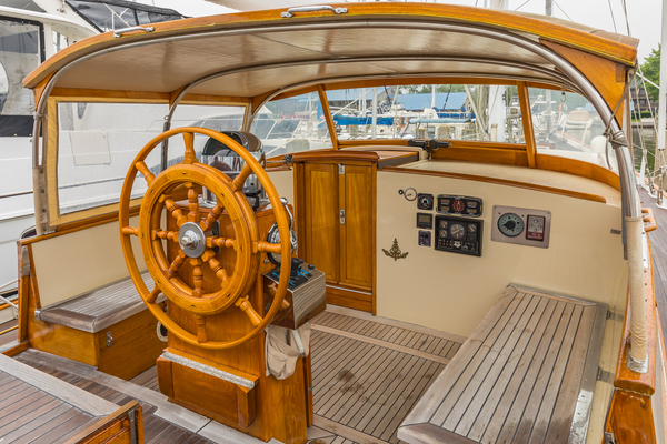 Picture Of: 65' Sparkman & Stephens Custom S&S 65' Ketch 1966 Yacht For Sale | 4 of 14