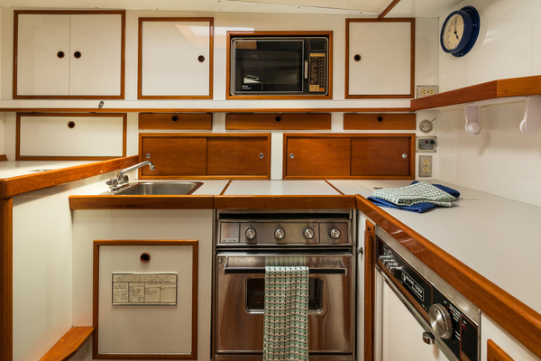 1966 Sparkman & Stephens 65' Custom S&S 65' Ketch Circe | Picture 4 of 14
