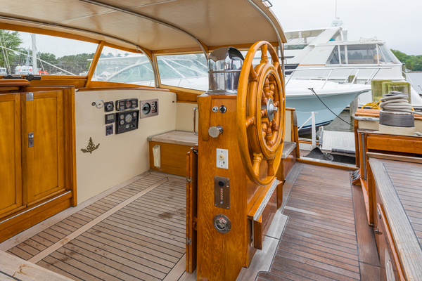 1966 Sparkman & Stephens 65' Custom S&S 65' Ketch Circe | Picture 5 of 14
