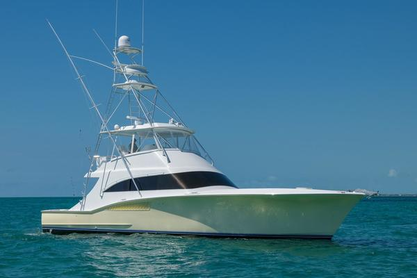 Titan 62' Custom Sportfish, Custom Carolina 2008 - My Christine