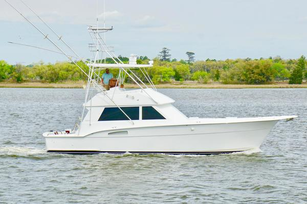 43' Hatteras 43 Convertible 1979 | Second Love Iii