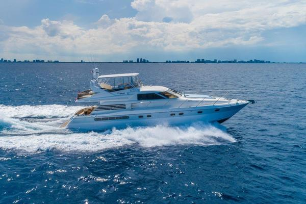 65' Fairline Fairline 65 1997 | SEA HAWK III