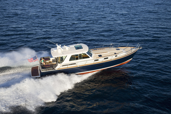 54' Sabre Salon Express 2014 | Quality Time