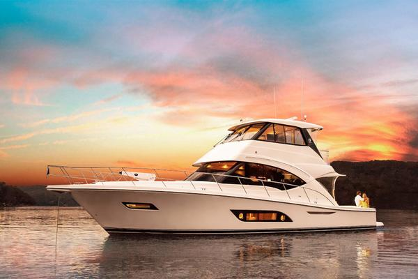 2017 Riviera 57' 57 Enclosed Flybridge- AVAILABLE NOW! B60142 | Picture 7 of 106