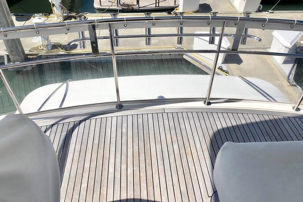 2017 Riviera 57' 57 Enclosed Flybridge- AVAILABLE NOW! B60142 | Picture 1 of 106