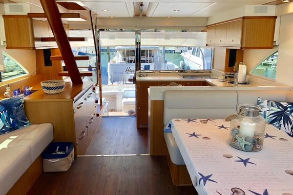 2017 Riviera 57' 57 Enclosed Flybridge- AVAILABLE NOW! B60142 | Picture 4 of 106