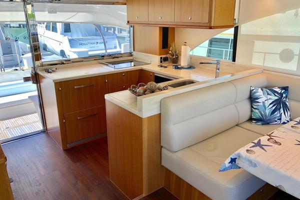 2017 Riviera 57' 57 Enclosed Flybridge- AVAILABLE NOW! B60142 | Picture 5 of 106