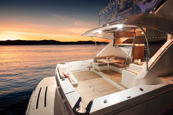2017 Riviera 57' 57 Enclosed Flybridge- AVAILABLE NOW! B60142 | Picture 2 of 106