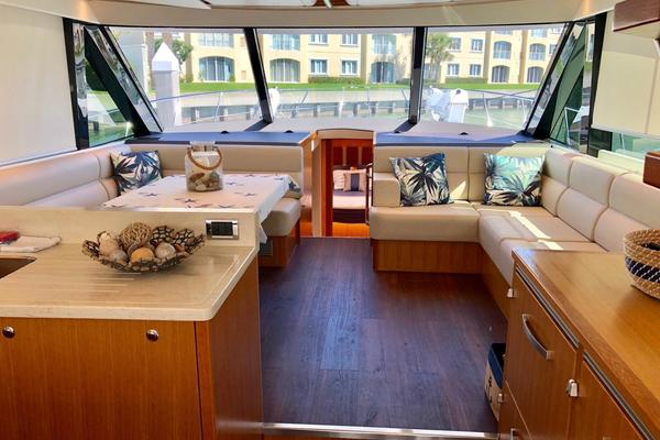 2017 Riviera 57' 57 Enclosed Flybridge- AVAILABLE NOW! B60142 | Picture 8 of 106
