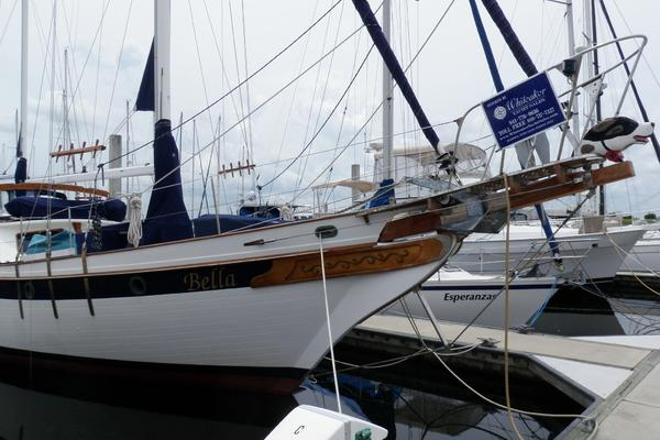 1977Formosa 51 ft Ketch   Bella