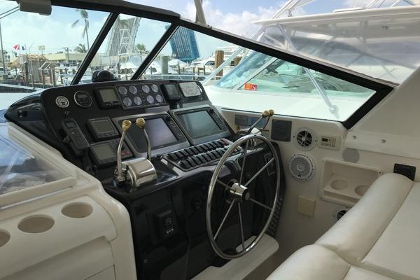 2003Tiara 40 ft 4000 Express   Angie Marie