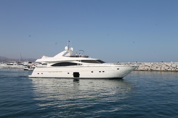 photo of Ferretti 830 for sale
