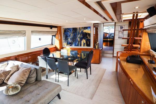 2007Ferretti Yachts 83 ft 830   Macondo