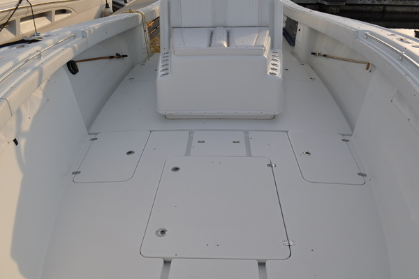 2009Yellowfin 42 ft 42