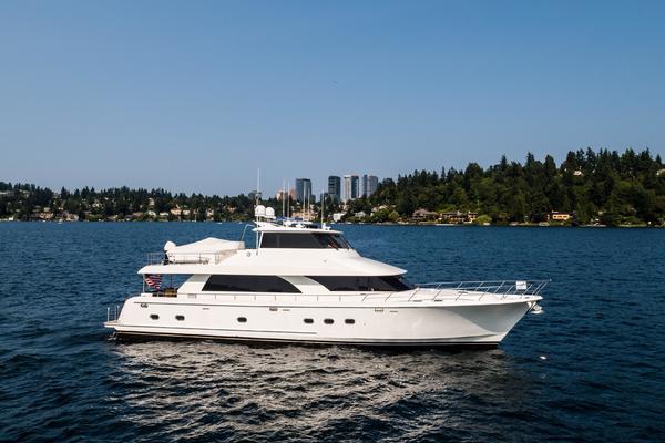 80' Ocean Alexander 80 Motoryacht 2010 | Our Trade