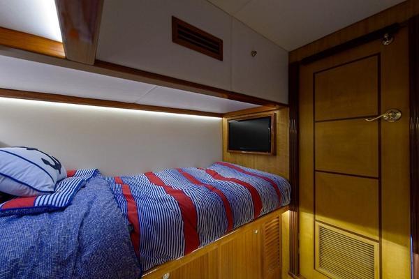 2015Maverick 48 ft Sport Yacht