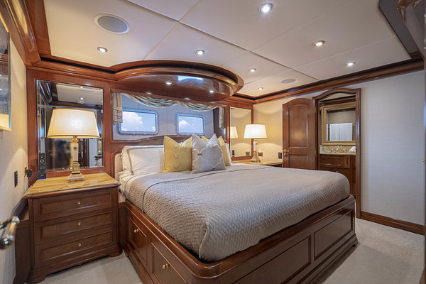 2010 Trinity Yachts 142 ft Tri-Deck MY - AQUASITION