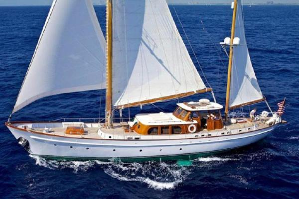 90' Abeking & Rasmussen Cruising Ketch 1956 | SEA DIAMOND