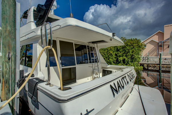 2005Meridian 49 ft 490 Pilothouse   Nauti Dogs