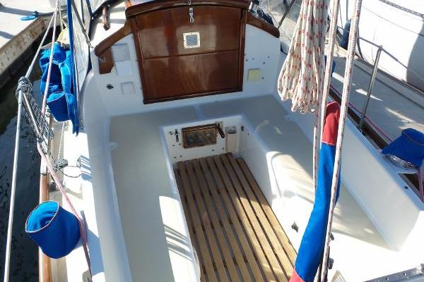 1964Columbia Yacht 29 ft