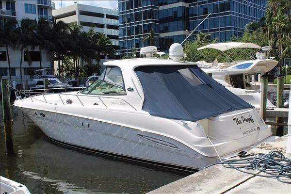 46' Sea Ray Sundancer 2002 | Sea Ray 460 Sundancer