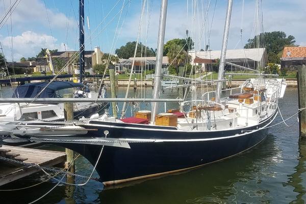 44' Kasten Marine Designed 44 Redpath Schooner 2013 | Tesha