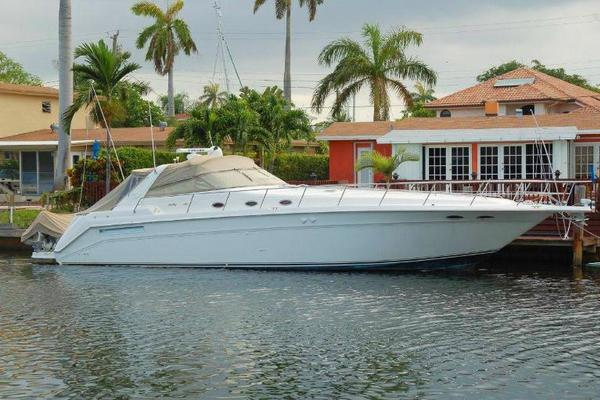 50' Sea Ray Sundancer 1998 | Child's Play