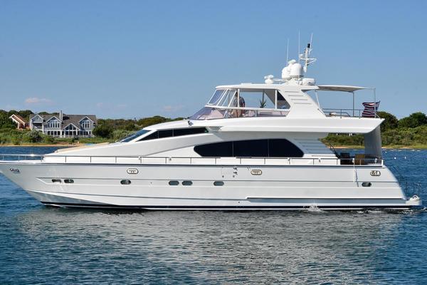 70' Horizon 70 Motor Yacht 1999 | Ceviche