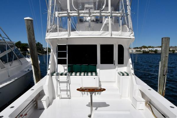 Picture Of: 55' Viking Convertible 1999 Yacht For Sale   3 of 24
